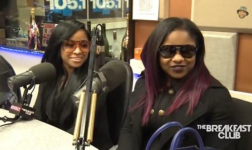 Lil Wayne's Daughter Reginae Carter & Toya Wright Interview at The Breakfast Club