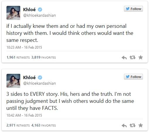 khloe kardashian diss Amber rose 4