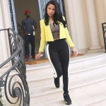 Nicki Minaj Moves out of her 40K a month mansion Once Shared With Safaree