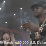 2 Chainz Smokes a Gold-Covered Joint Most Expensivest Shit