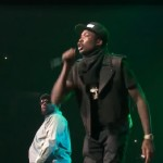 Meek Mill brings out Beanie Sigel for the first time Since Shooting