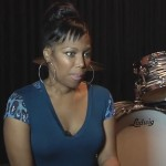 """Michel'le says Dr. Dre almost shot Her """"Bullet Missed By Inches""""."""