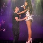 Full Video: Ariana Grande & Justin Bieber Performance in L.A.