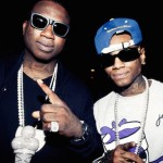 "Gucci Mane – Ft. Soulja Boy -""Born With It""."