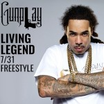 New Music: Gunplay -Living Legend (Freestyle).