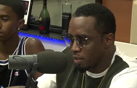 Puff Daddy talks Meek Mill, Drake Beef & More (The Breakfast Club).