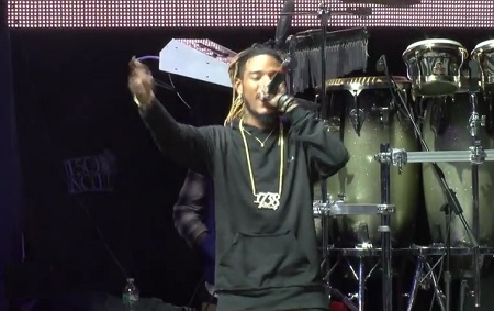 Fetty Wap Hospitalized With Knee Injury While Performing Video