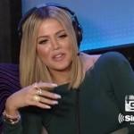 Khloe Kardashian…. Im Done With Lamar Odom (Howard Stern Interview).