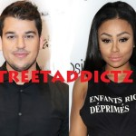 Rob Kardashian Moves In With Blac Chyna..Khloe Kicked Him Out.