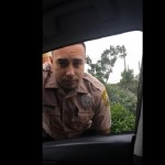 WTF: Miami Female Driver pulls a cop over for speeding