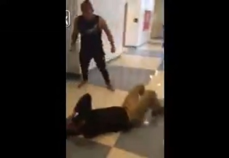 New Jersey Teen Charged With In NJ School Fight