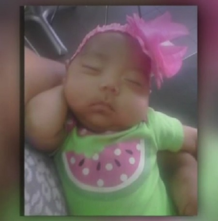 Mother Accused Of Abusing 10-Month-Old, Burning Cigarettes On Baby's Body