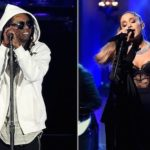 "New Music: Ariana Grande Ft. Lil Wayne ""Let Me Love You""."