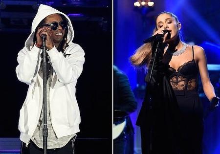 Ariana Grande Ft. Lil Wayne