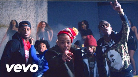 """New Video: Bankroll Mafia presents a new music video called """"Out My Face"""" featuring T.I., Young Thug, Shad Da God and London Jae """"Out My Face""""."""