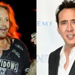 Vince Neil Gets Into A Fist Fight With Nicolas Cage In Las Vegas.