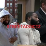 Watch: Adrien Broner Celebrates His Release From Jail After Posting A $100,000 bond.
