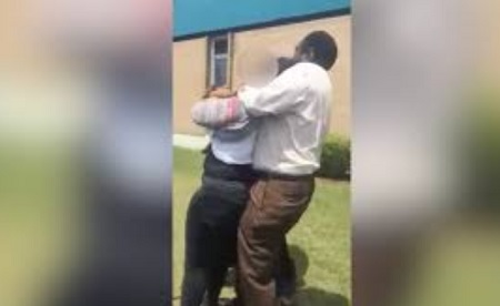 High School Principal Chokes Student Until She Passes Out
