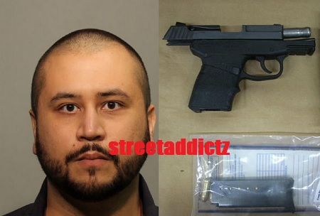 Sick George Zimmerman Says He's Auctioning Off His Gun From Trayvon Martin Shooting!