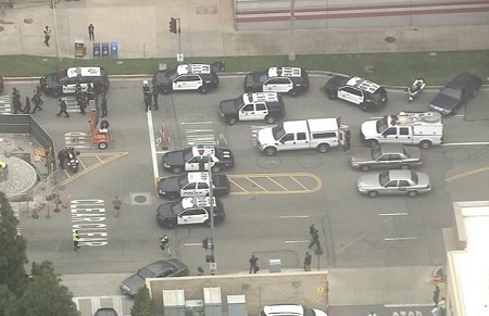 Shooting At UCLA Leaves Two People Injured