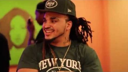 Shooting Leaves Jersey City's Up Coming Rapper Albee Al Wounded