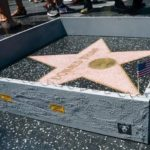 Artist Builds A 'Border Wall' Around Trumps Hollywood Star
