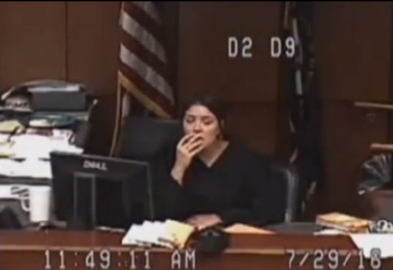 Black Woman Is Brought Into Court With No Pants Judge Goes Off