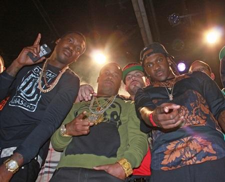 DJ Drama Ft. Meek Mill, Pusha T & Ty Dolla Sign Boyz In The Hood