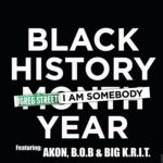 "DJ Greg Street  ft B.o.B, Big KRIT, Akon ""I Am Somebody""."