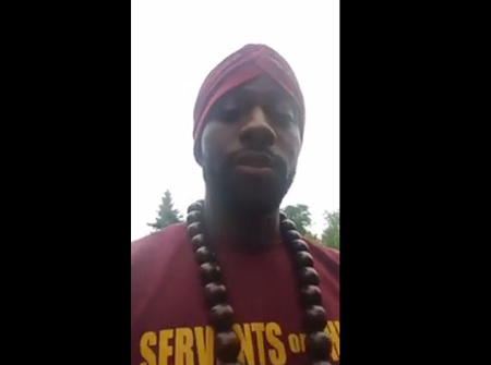 White Women Yells Rape When A Black Man Walks Toward Her!