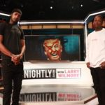 "YG & Nipsey Hussle Perform ""FDT"" on 'The Nightly Show'."