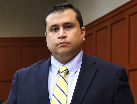 George Zimmerman was punched For Bragging about shooting Trayvon Martin