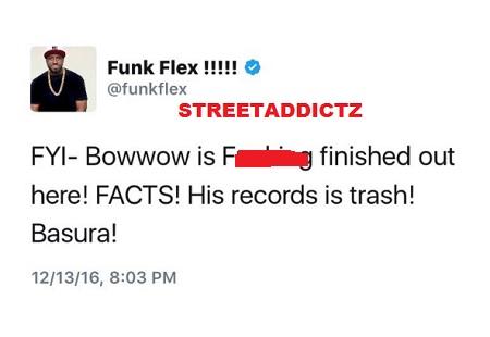 funk-flex-calls-bowwows-music-trash-2