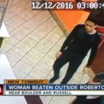 Video: Man Brutally Attacks Female At Las Vegas Taco Shop With Wet Floor Sign.