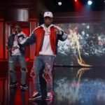 Migos Perform 'Bad and Boujee' On Jimmy Kimmel Live.