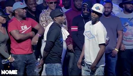 Smack Rap Battle – Meta Morphoz