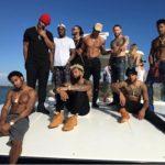 Trey Songz Defends Odell Beckham Jr. & The Giants Boat Trip.