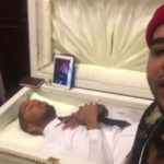SMH: Dead Man Get's Slapped While In Casket..
