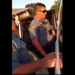 A Louisiana Cop Threatens To Fight Handcuffed Teen.