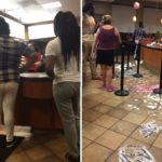 Chick-fil-A Patrons Trash Restaurant Over Cold Nuggets.