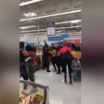 SMH: Two Couples Start A Huge Brawl At A Walmart While Their Children Watch.