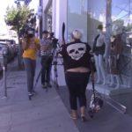 Woman Holding A Gun & Machete Threatens To Kill The Kardashians.