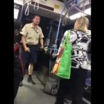 Detroit Bus Driver Has A Meltdown With Female Passenger..