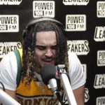 Albee Al Spits A Hot Freestyle w/ The L.A. Leakers