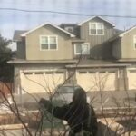 Black Man Cleaning Trash Outside His Home was confronted by cops at gun point