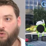Man drove 3,300 miles with 3 Baseball bats to confront google for deleting his YouTube channel.