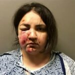 Young Mother Accused Of Killing Infant And Throwing Her Son Off Balcony.