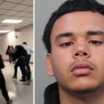 Florida student arrested for attempting to perform a wrestling move on his principal.