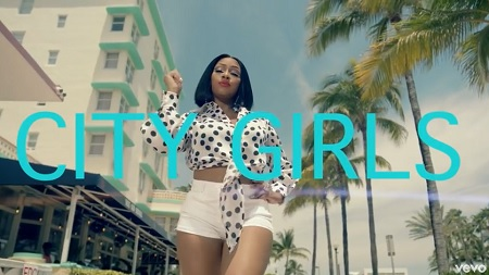 City Girls - Act Up (Official Music Video).