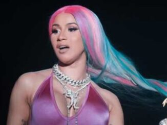 Cardi B indicted on felony assault charges related to a brawl at strip club.